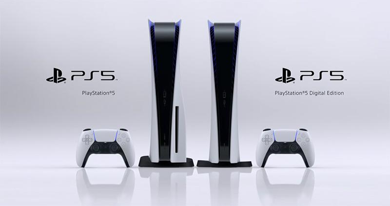 PlayStation 5 diseno