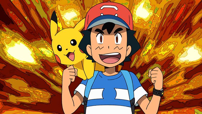 Pokémon-Sol-y-Luna Netflix julio 2020