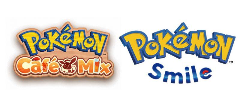 Pokemon Smile Pokemon Cafe Mix