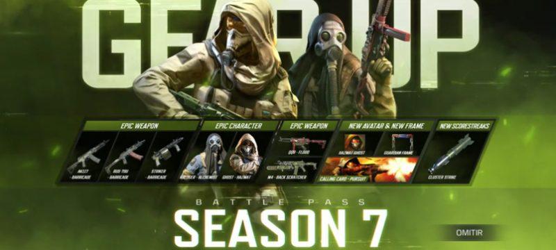 Precio Pase de Batalla Call of Duty Mobile Temporada 7 Radioactive Agent