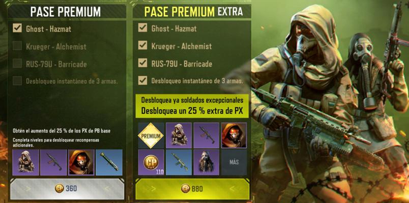 Precio Pase de Batalla Temporada 7 Radioactive Agent