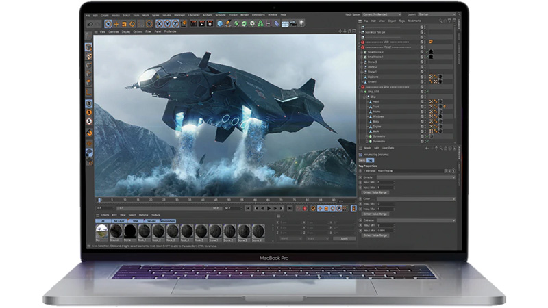 Radeon Pro 5600M MacBook Pro