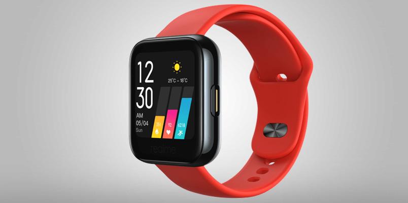 Realme Watch, el nuevo smartwatch accesible con mejores funciones