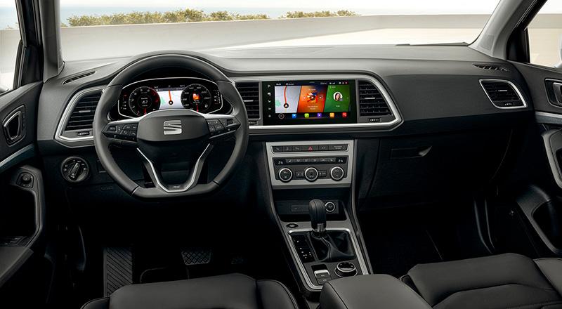 SEAT Ateca 2021 interior