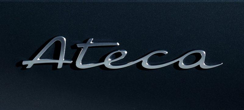SEAT Ateca logo 2021