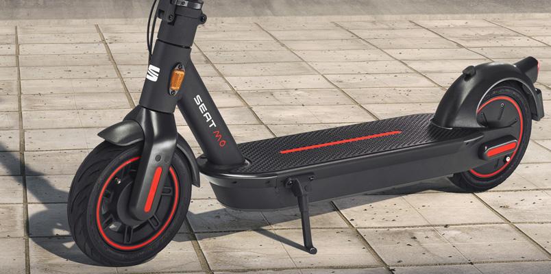 SEAT MÓ eKickScooter 65, el nuevo scooter eléctrico de SEAT