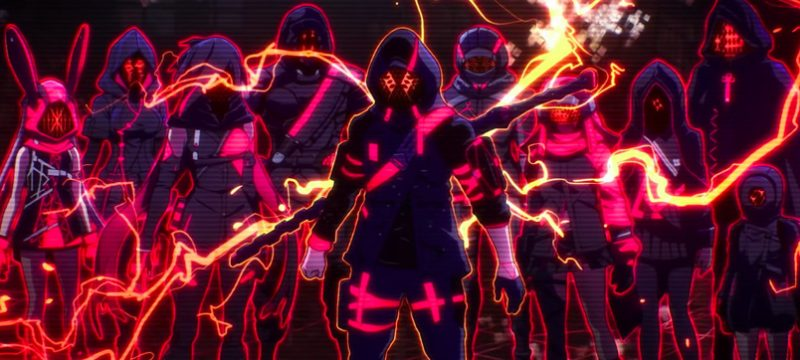 Scarlet Nexus combates trailer