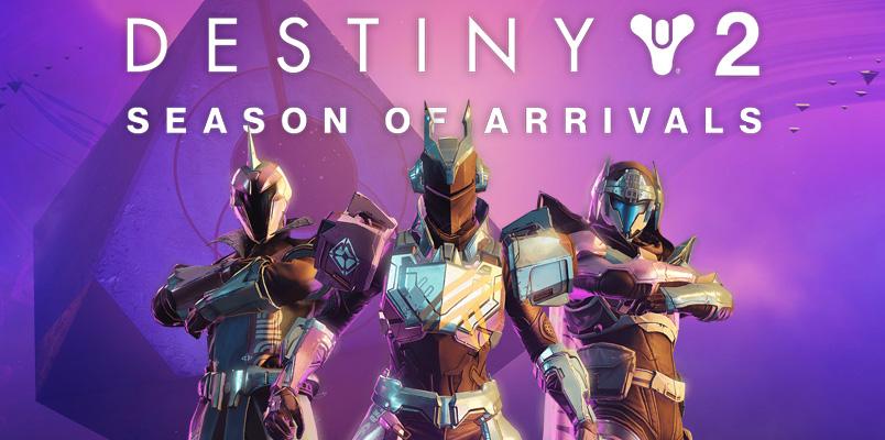 Algunas novedades que llegan a Destiny 2 con Season of Arrivals