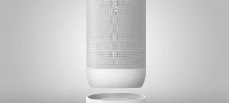 Sonos Move Lunar White