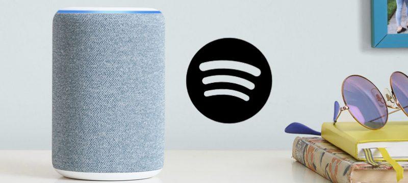 Spotify Free Amazon Echo Alexa