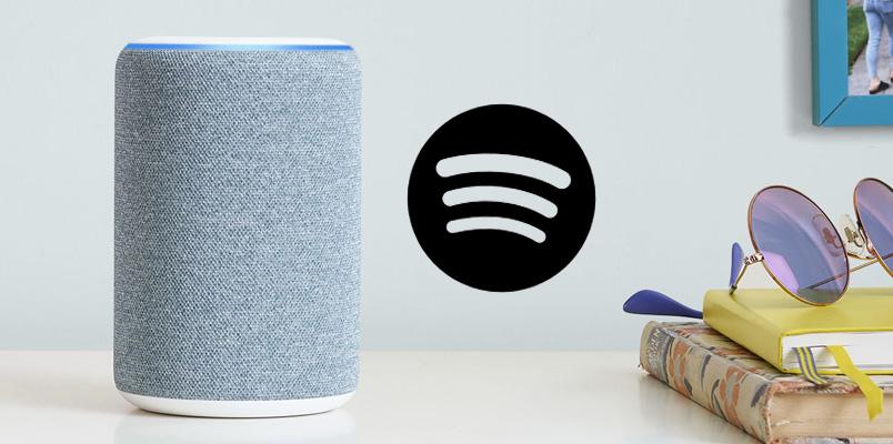 Usuarios de Spotify Free ya pueden controlar su música en Alexa