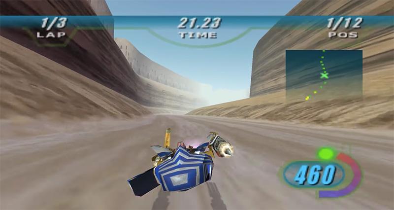 Star Wars Episode 1 Racer Nintendo Switch