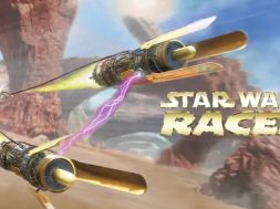 Star Wars Episode 1 Racer PS4