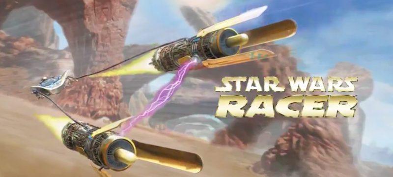 Star Wars Episode 1 Racer PS4