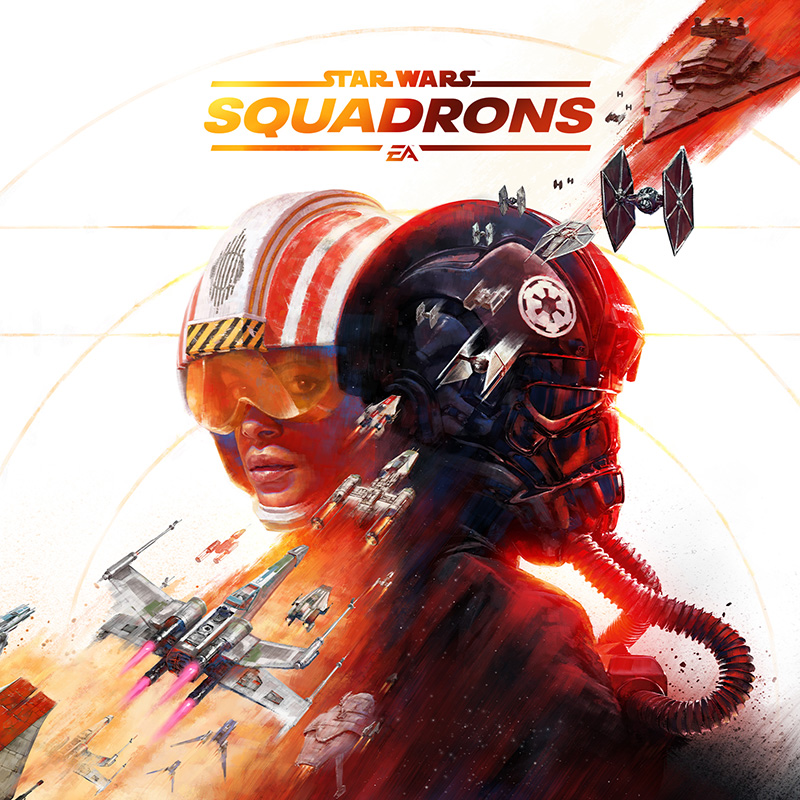 Star Wars Squadrons poster