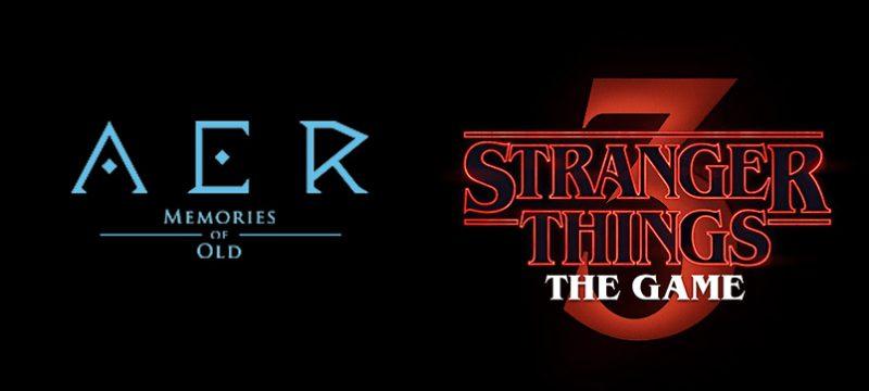 Stranger Things 3 The Game AER