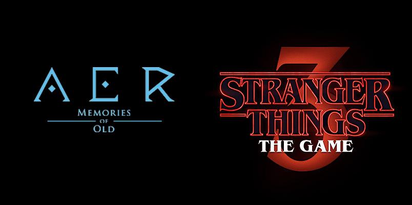 Stranger Things 3: The Game y AER están gratis en Epic Games Store