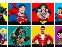 Tienda DC Comics Mexico Amazon