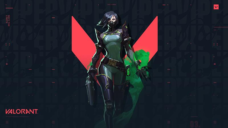 VALORANT-agente-VIPER