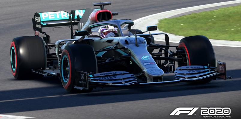 Vamos a competir juntos, así se presenta el nuevo F1 2020