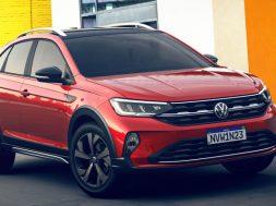 Volkswagen Nivus frontal