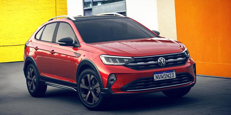 El nuevo Volkswagen Nivus incorpora la plataforma VW Play