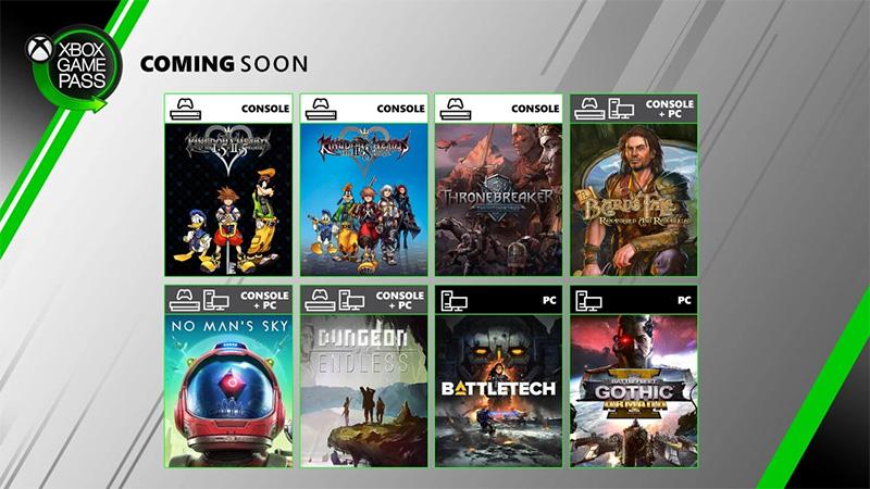 Xbox Game Pass junio 11 2020