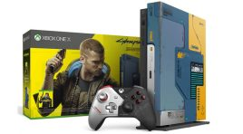 Precio en México de la Xbox One X Cyberpunk 2077 Edición Limitada