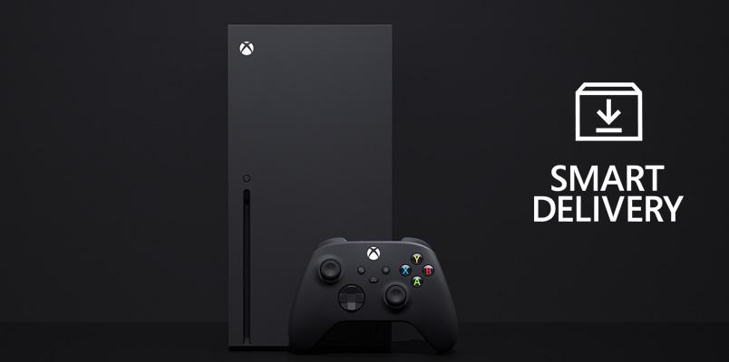 Microsoft da más detalles de Smart Delivery para Xbox Series X