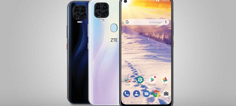 ZTE Blade V2020 TechGames