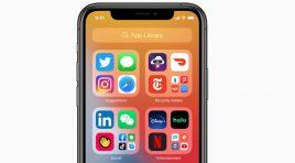 En estos iPhone e iPod touch podrás instalar el nuevo iOS 14
