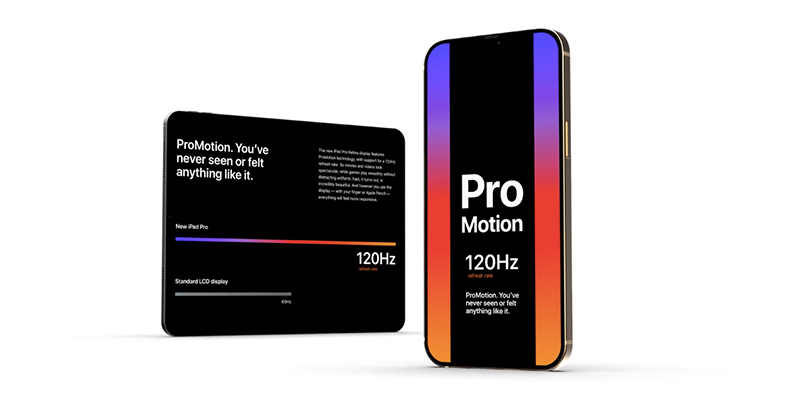 iPhone 12 Pro ProMotion