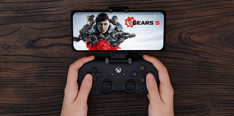 8bitdo Mobile Gaming Clips