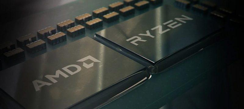 AMD Ryzen 2020