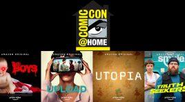 Contenido que Amazon Prime Video mostrará en Comic-Con@Home