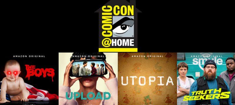 Amazon Prime Video Comic-Con@Home