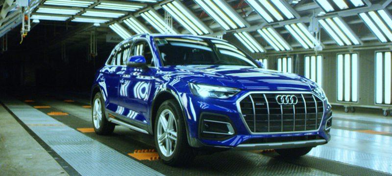 Audi Q5 2020 produccion