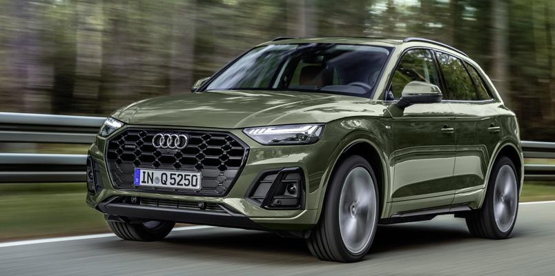 Audi Q5 2021 produccion