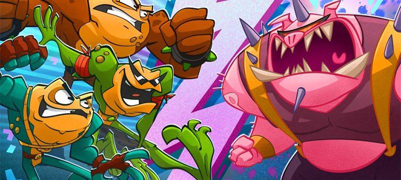 Battletoads Xbox One