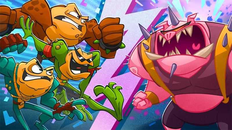 Battletoads regresa en agosto y lo hará a Xbox Game Pass