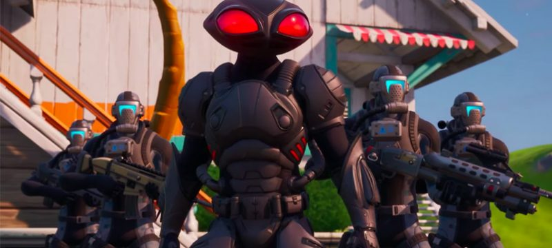 Black Manta Fortnite