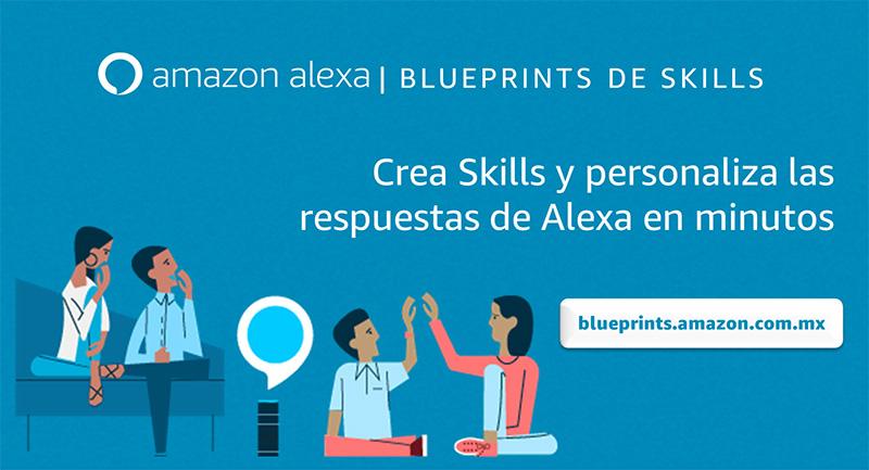 Blueprints Skills