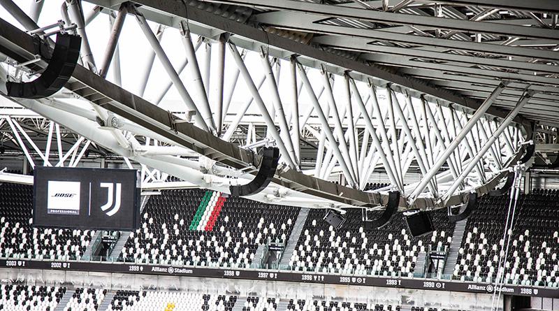 BosePro Juventus FC Allianz Stadium Arena