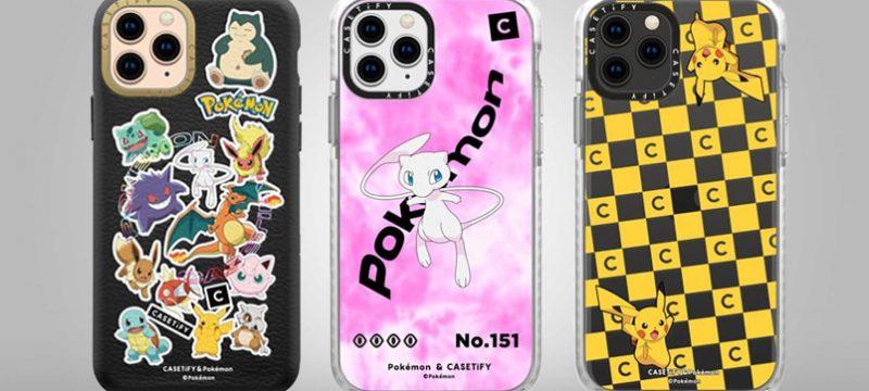 CASETiFY x Pokemon 2020 iPhone