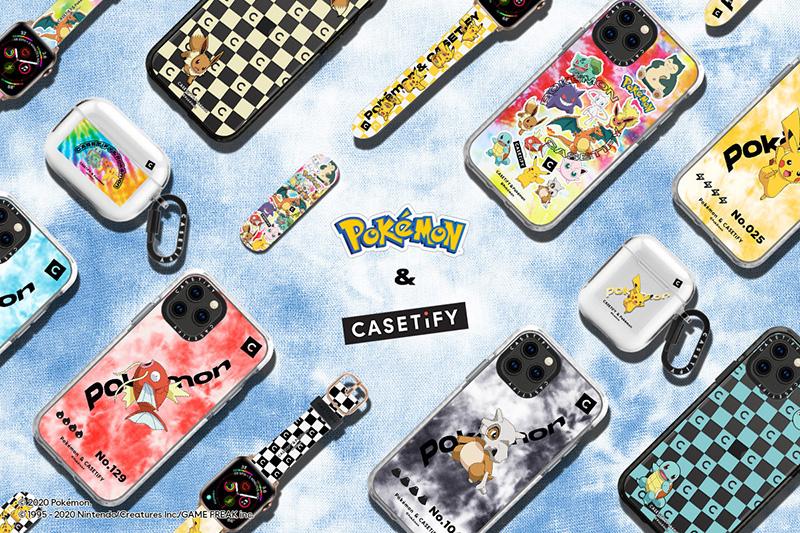 CASETiFY x Pokemon 2020