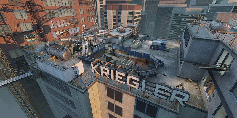 Call of Duty Mobile Highrise
