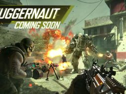 Call of Duty Mobile Juggernaut