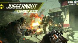 El modo Juggernaut estará llegando a Call of Duty: Mobile