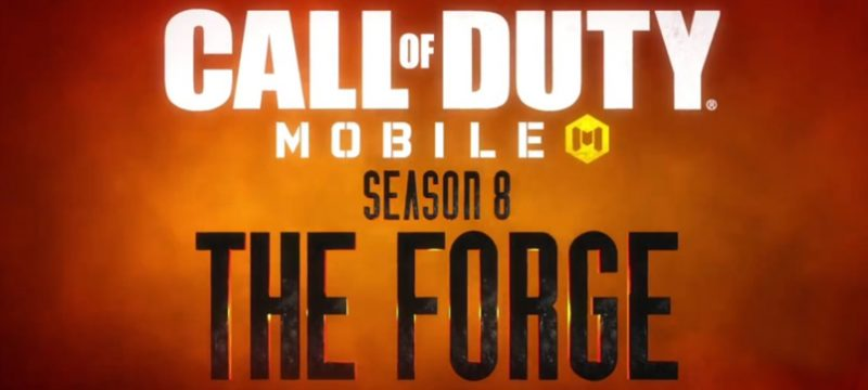 Call of Duty Mobile Temporada 8 La Forja