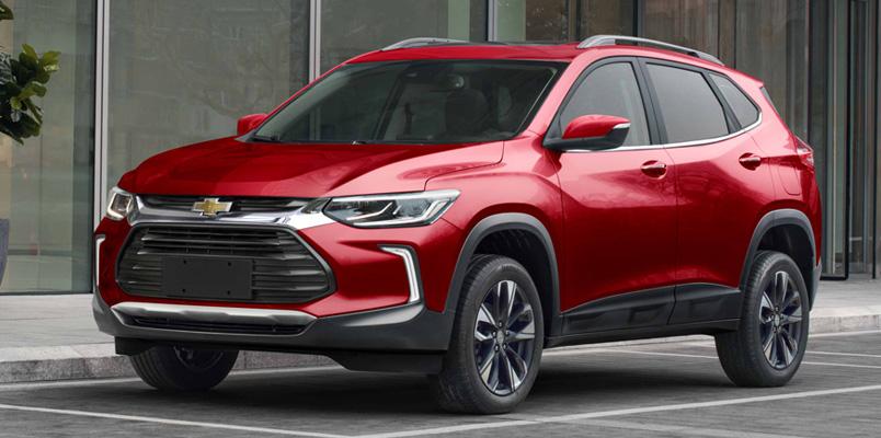 Chevrolet Tracker 2021 llegará a México con 130 caballos de potencia